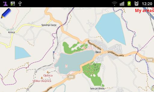 GDi Field Map Demo