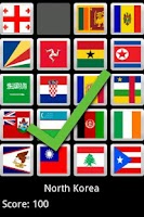 Screenshot of Flags of The World(Free - Ads)