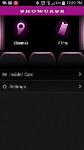 Showcase Cinemas UK - screenshot thumbnail