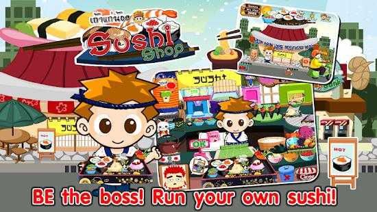 TK Sushi Shop