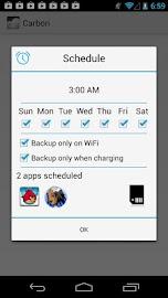 Helium - App Sync and Backup Screenshot 5