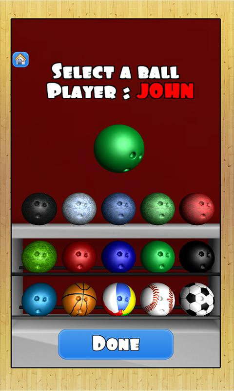 Bowling 3D- screenshot