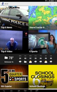 WLNS TV 6 Lansing - Jackson - screenshot thumbnail