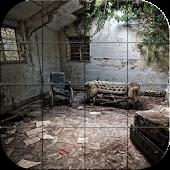 Tile Puzzle - Abandoned Places