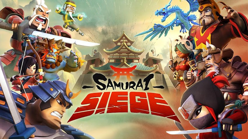 android Samurai Siege: Alliance Wars Screenshot 7