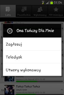 Disco Polo - Lista Przebojów - screenshot thumbnail