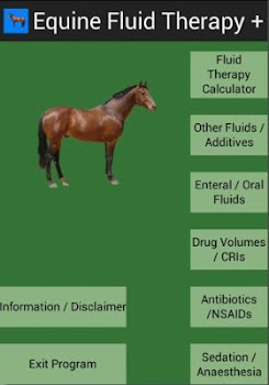 Equine Fluid Therapy +