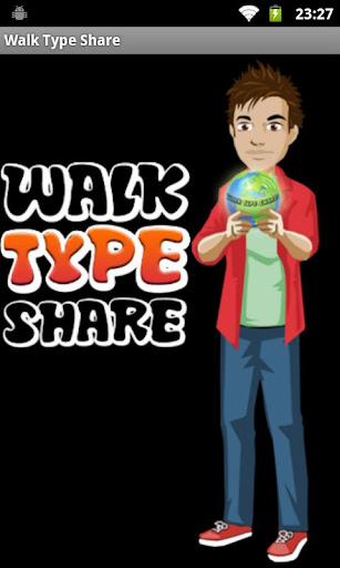 【免費社交App】Walk Type Share-APP點子