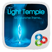 Light Temple GO Theme