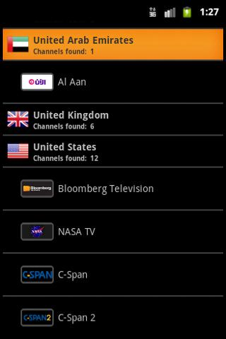 World Streaming TV - News - screenshot