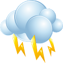 Bubble themeWeather,PR.CLK wea icon