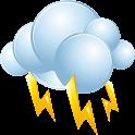 Bubble themeWeather,PR.CLK wea icon