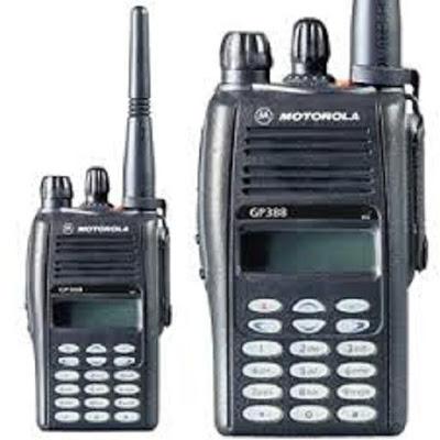 police radio - screenshot