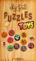 Screenshot of First Kids Puzzles: Toys