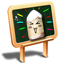 Chalk-Man Runner icon