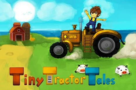 Tiny Tractor Tales (Free)- screenshot thumbnail