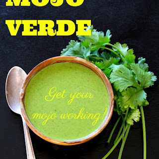 Mojo Verde Sauce