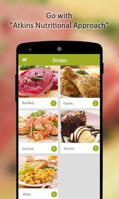 60+ Atkins Diet Recipes - screenshot