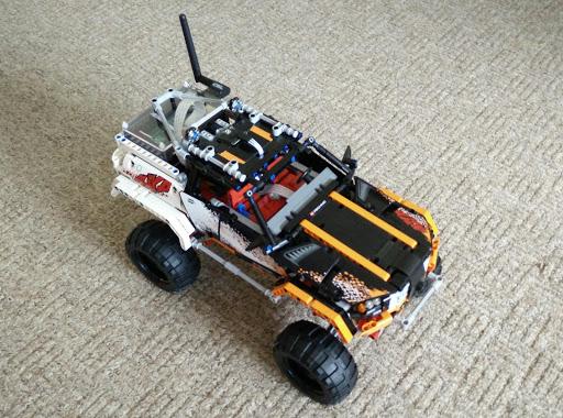 LEGO IR Controller