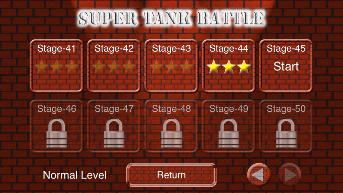 Super Tank Battle - City Army- screenshot