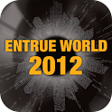 ENTRUE WORLD 2012 logo