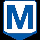 Washington DC Metro Routes