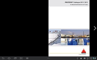 Screenshot of Protego