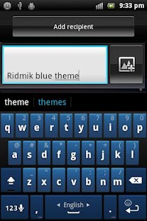Ridmik Keyboard (Bangla) - screenshot thumbnail
