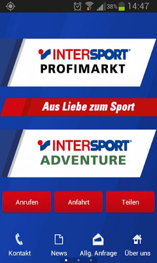 INTERSPORT Profimarkt PF