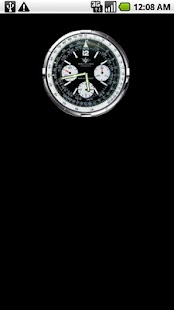 Breitling Clock Widget - screenshot thumbnail