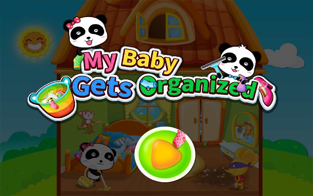 My Baby Gets Organized - screenshot
