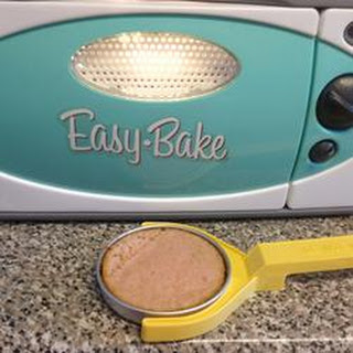 Easy Bake Oven Cake Mix.