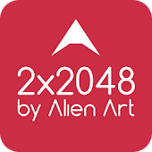 2x2048 (WiFi multiplayer)