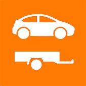 Bil og henger