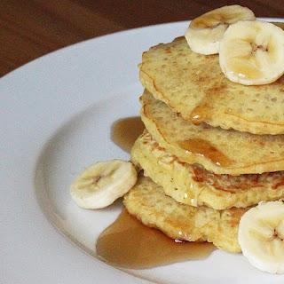Quinoa Pancakes.