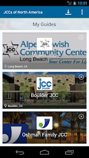 JCC's of North America- screenshot thumbnail