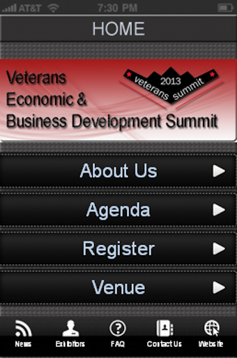 Vet Summit 2013