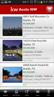 Keller Williams Realty Search - screenshot thumbnail