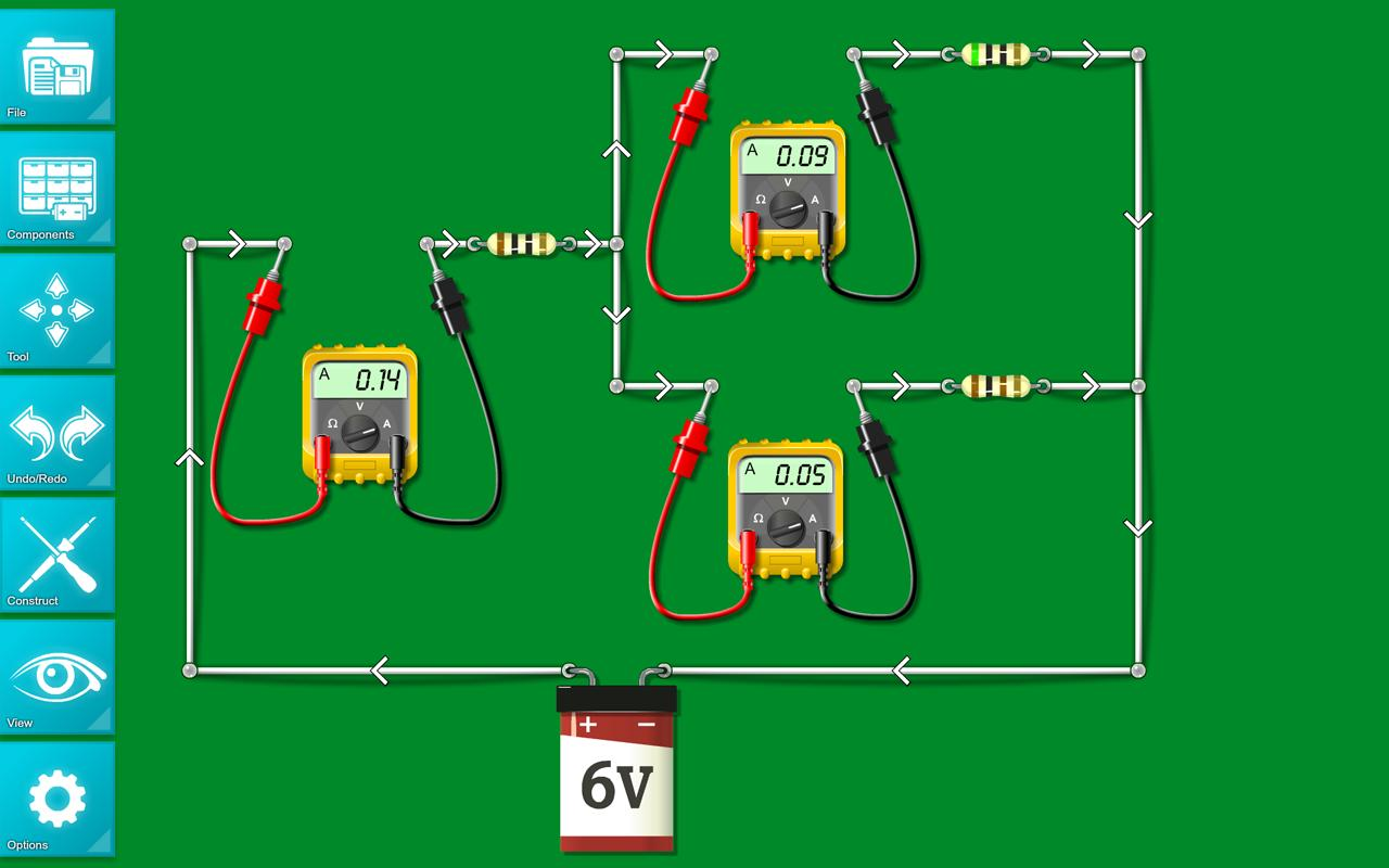 Circuit Builder- screenshot
