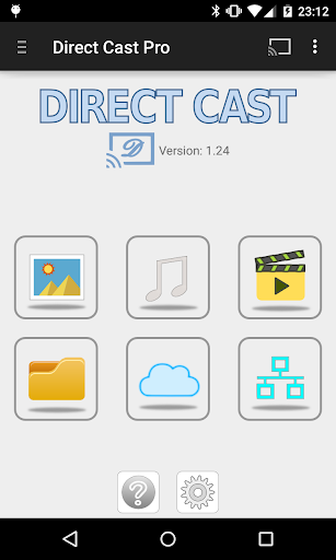 Direct Cast Pro Chromecast