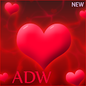 Love Theme for ADW Launcher icon