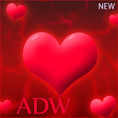 Love Theme for ADW Launcher