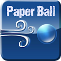 Paper Ball Full logo