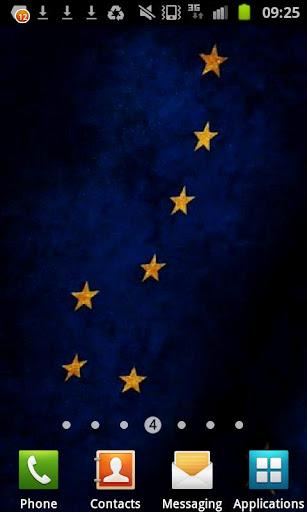 【免費個人化App】Alaska Flag Live Wallpaper-APP點子