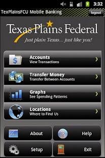Texas Plains Mobile Banking - screenshot thumbnail