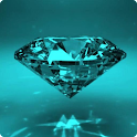Diamond Live Wallpaper HD 2 icon