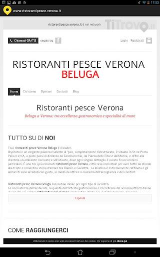 Ristoranti pesce Verona