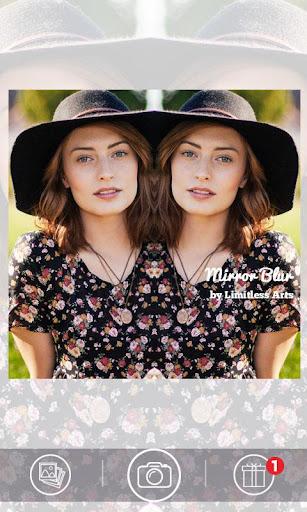 Mirror Blur - Photo Editor