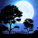 Nightfall Live Wallpaper Free logo