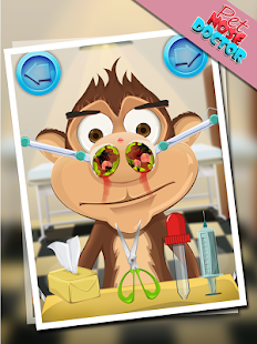 Pet Nose Doctor - Fun Game - screenshot thumbnail